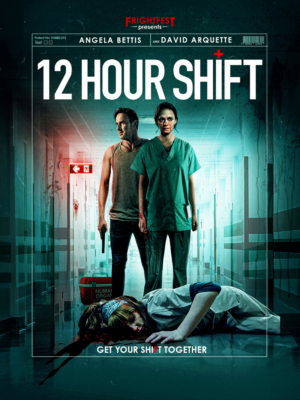 12 Hour Shift: An interview with David Arquette