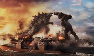 Godzilla Vs. Kong: New trailer gives a real punch!