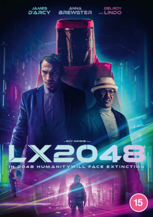 LX 2048: Win the dystopian sci-fi on Blu-ray!