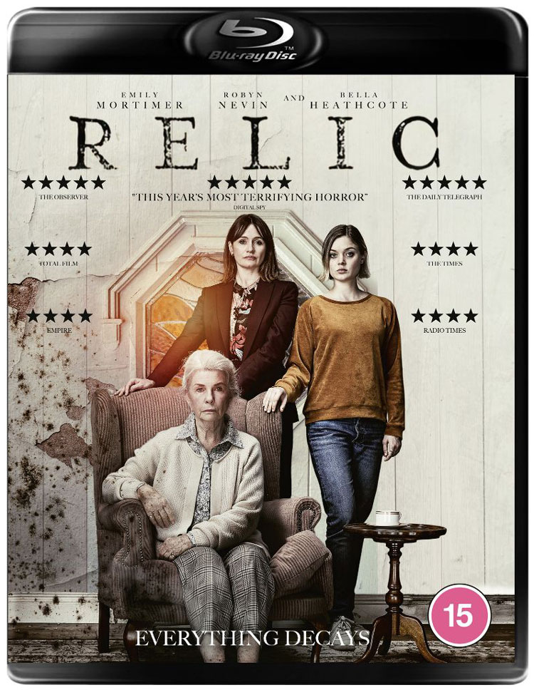 Relic Review: Female-focused domestic gothic horror