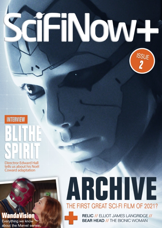 SciFiNow+: Issue Two Out Now!
