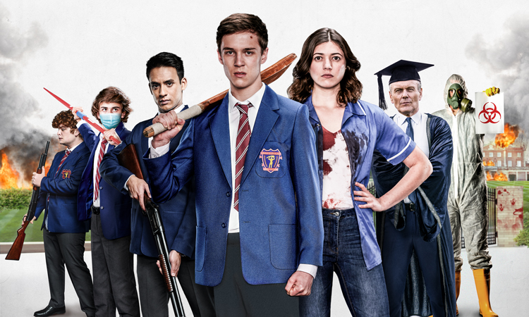 School's Out Forever Review: Shaun Of The Dead Meets Lord Of The Flies