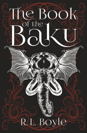 The Book of the Baku: Cover reveal and excerpt!