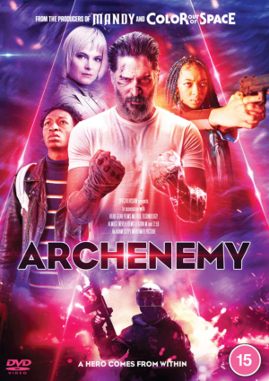 Archenemy: Exclusive clip and competition!