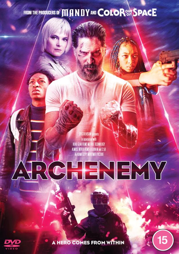 Archenemy exclusive