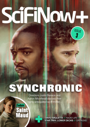 SciFiNow+ Issue 3 Out Now