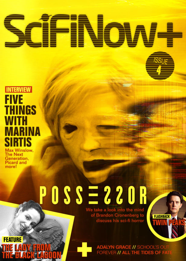SciFiNow+ Issue 4