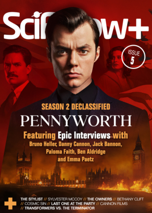 SciFiNow+ Issue 5 – Out Now – Exclusive Discount!