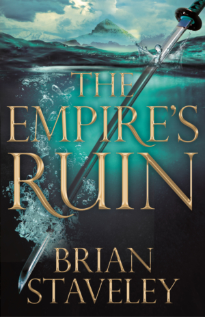 The Empire's Ruin: UK Exclusive Cover Reveal!