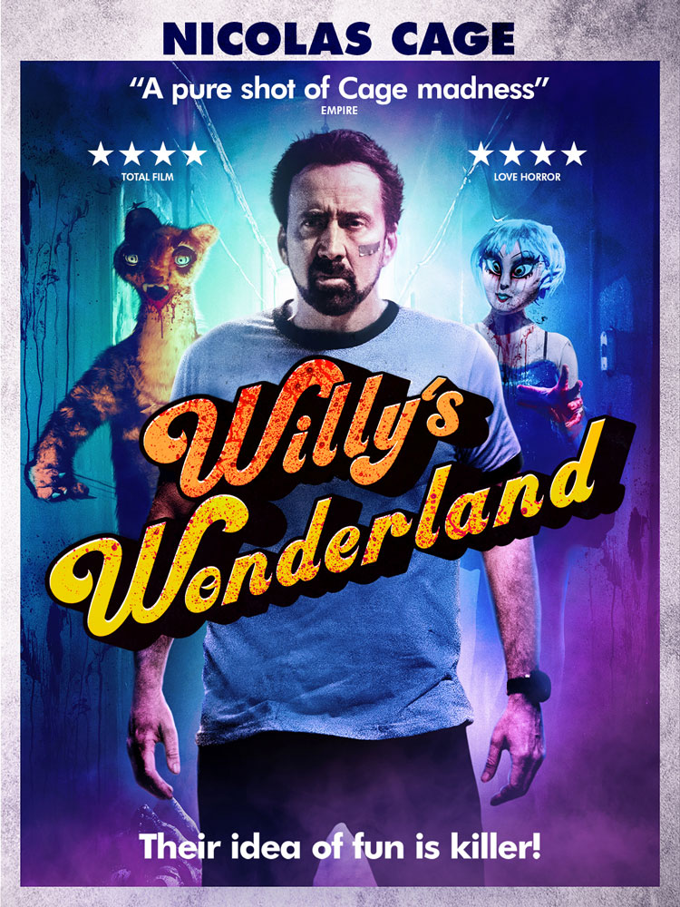 Willy's Wonderland Review: One Night At Willy's