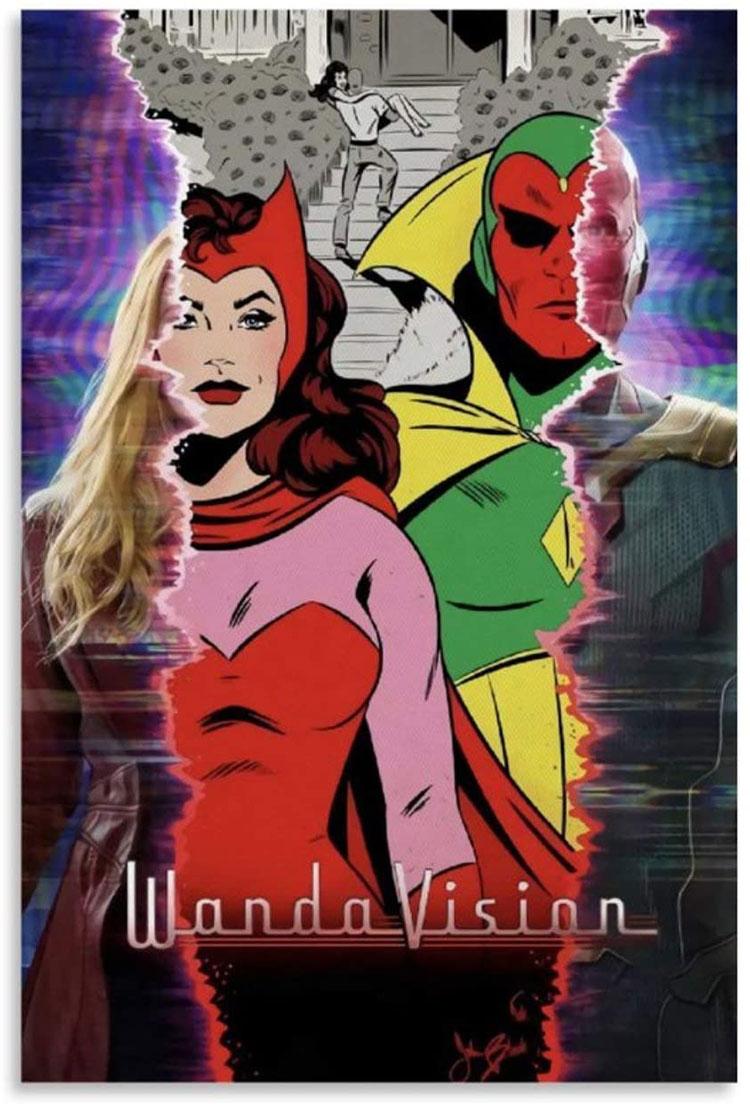 wanda vision merchandise
