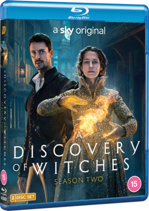 A Discovery Of Witches Season Two Competition