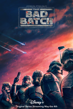 Star Wars: The Bad Batch trailer and key art revealed!