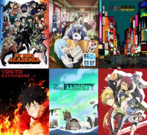 Anime: Crunchyroll announces spring slate