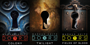 DOORS: Win unique new three-in-one adventure story!