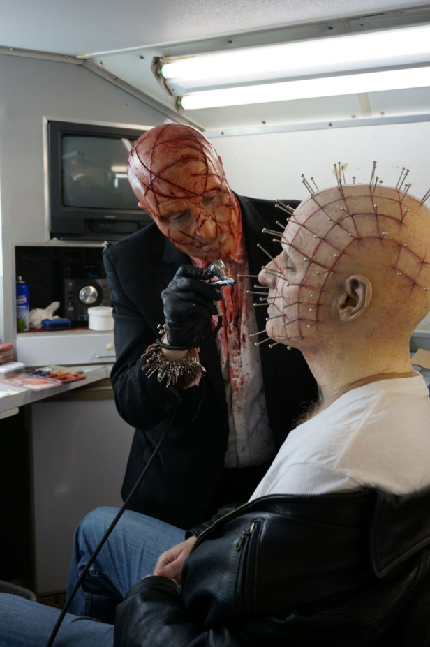 Hellraiser: Judgment – Interview With Gary J. Tunnicliffe