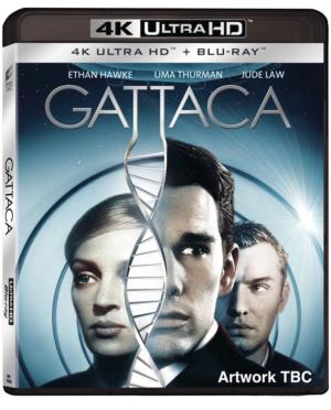 Gattaca: Win the classic sci-fi on 4K!