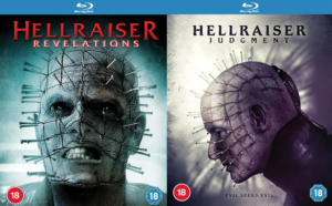 Hellraiser Bundle Competition!