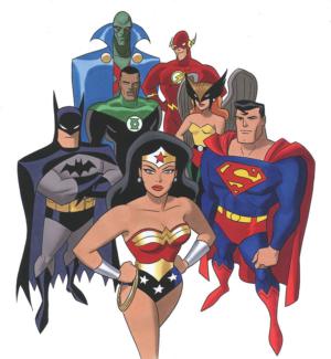 Flashback: Justice League Animated