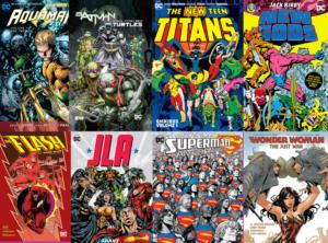 Just The League: The Best Justice League Comics