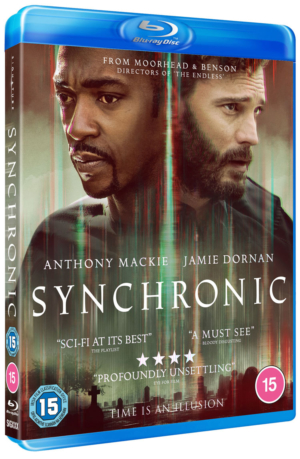 Synchronic Competition: Win the mind-bending sci-fi on Blu-ray