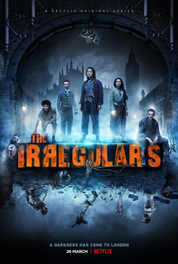 Irregulars - sherlock