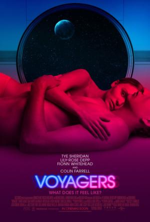 Voyagers Teaser Trailer: Blue sensations