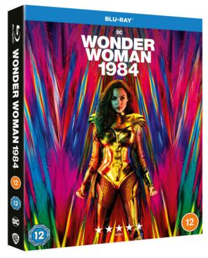 Wonder Woman 1984: Win the super sequel on Blu-ray!