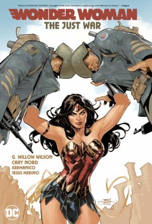 Wonder Woman The Just War