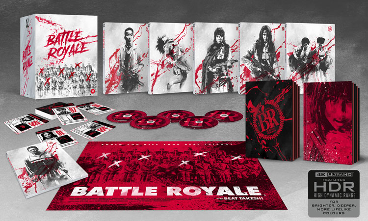 Battle Royale 4K Review: Let the games begin!