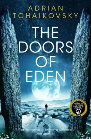 The Doors Of Eden Competition: Win Adrian Tchaikovsky's sci-fi thriller
