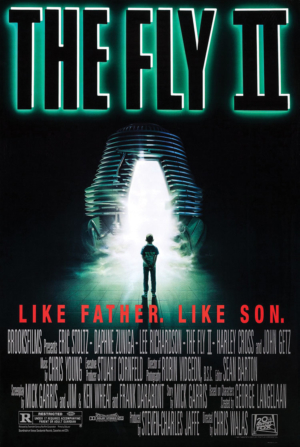 Flashback: The Fly II interview with Eric Stoltz and Chris Walas
