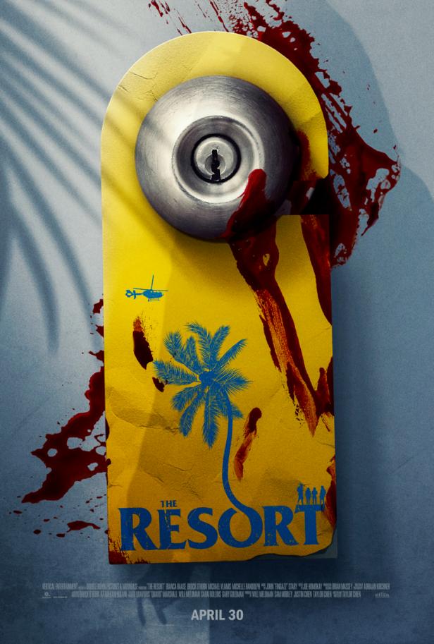 The Resort holiday horror