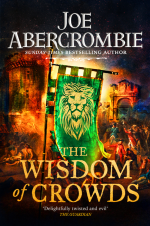 The Wisdom Of Crowds: Exclusive cover reveal!
