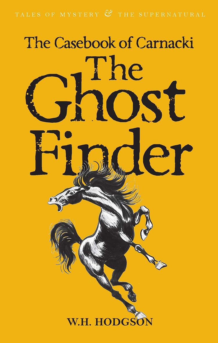Top Five Supernatural Detectives by Shadow Service author Cavan Scott the Ghost Finder