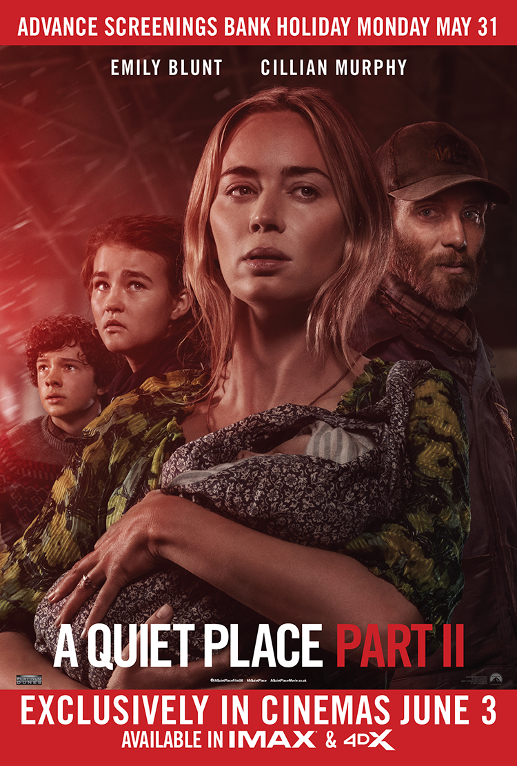 A Quiet Place Part II Review: Scream if you want to die faster