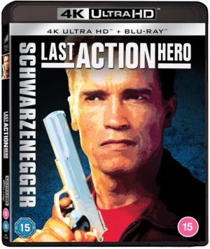 Last Action Hero: Win the Schwarzenegger classic on 4K!