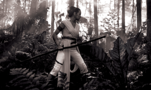 Flashback: Star Wars Fight Scenes