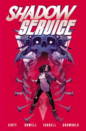 Top Five Supernatural Detectives by Shadow Service author Cavan Scott