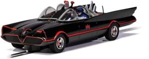 Scalextric release the classic 1966 Batmobile