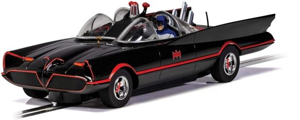 1966 Batmobile Adam West
