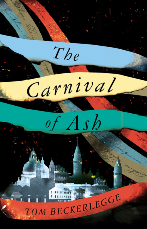 The Carnival Of Ash: Exclusive cover reveal and excerpt