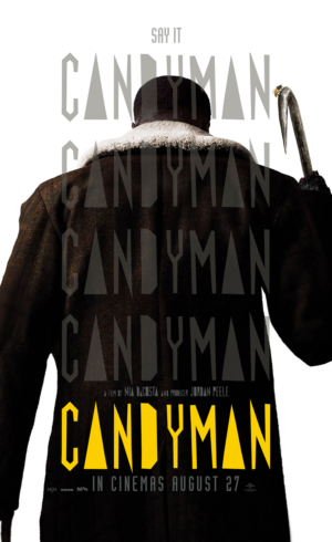 Candyman: Second trailer shows how it all began