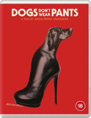 Dogs Don't Wear Pants Competition: Win on Blu-ray!