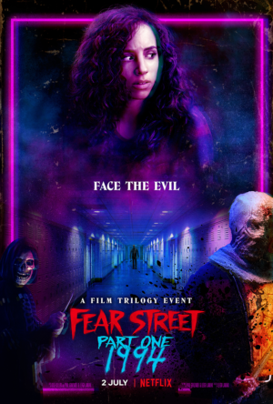 Fear Street Part 1: 1994 Trailer Revealed