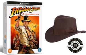 Indiana Jones goodie bundle up for grabs!