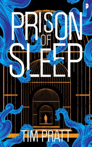 The Prison Of Sleep: Cover reveal and excerpt!