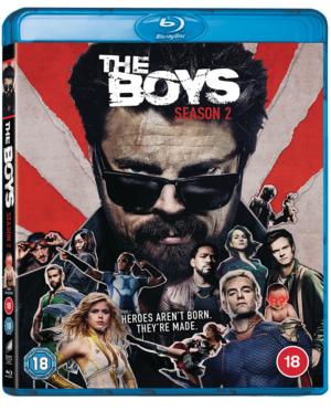 The Boys Season Two: Win the superhero series on Blu-ray