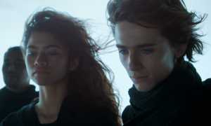 Dune: Sand, action and war in new trailer
