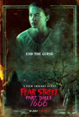 Fear Street Part Three: 1666 Key Artwork And Trailer